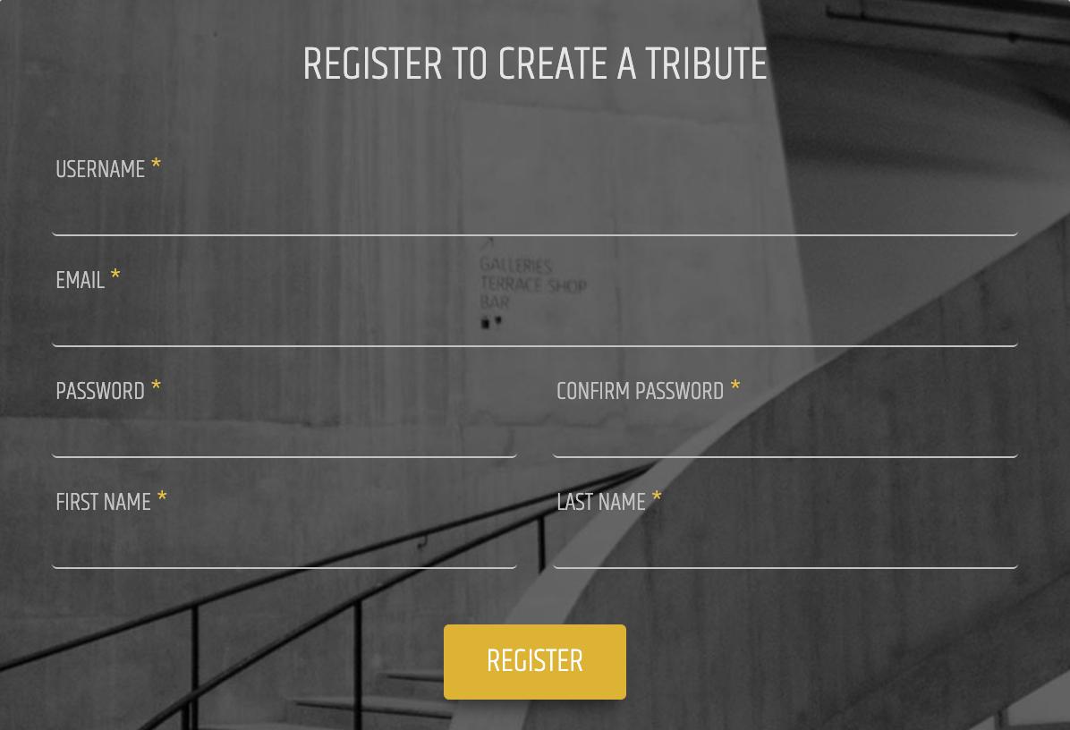 Elementor User Registration Form